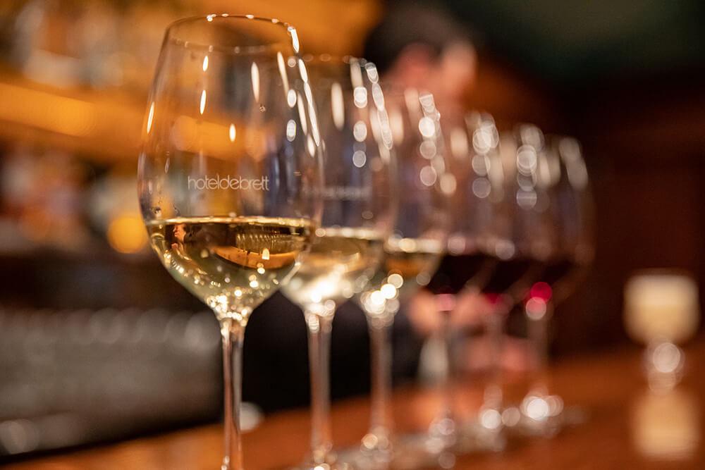 Cheese & Wine Flight